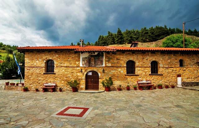 Ναός Αγίου Νικολάου Τσαριτσάνης, Λάρισα.