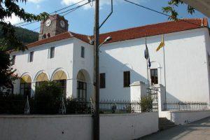 Ο Ιερός Ναός Κοιμήσεως Θεοτόκου Λιβαδίου