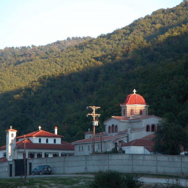 ιερά Μονή Μεταμορφώσεως Του Σωτήρος Δασοχωρίου