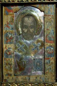 Αγ. Νικόλαος Εικόνα τέμπλου